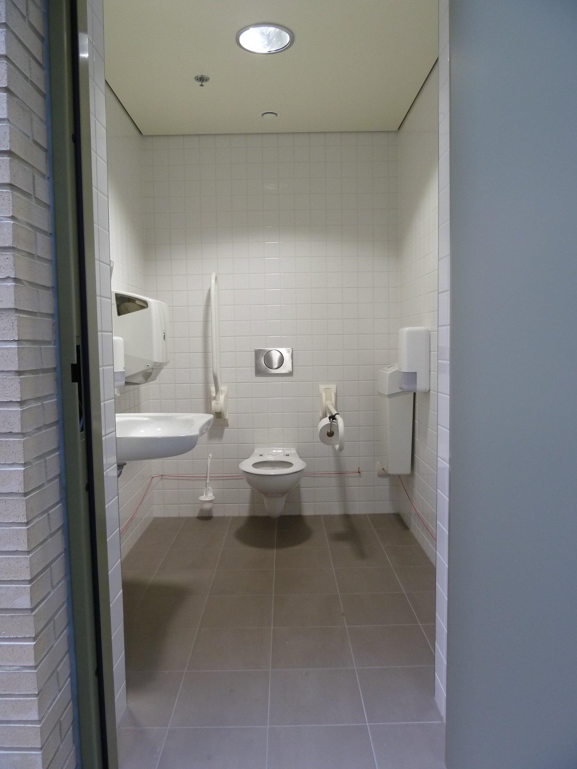 Invalidentoilet Stadhuis Heemskerk – interieur – Nederlands ...