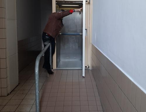 Toegankelijkheid woningen door lift niet verbeterd